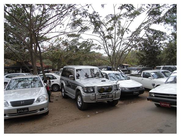 中古自動車の輸出(トラック・バイク及び関連する部品)